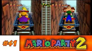 Mario Party 2 Episode 41 Bowser Land P2 WHY DO YOU USE YOUR THUMB?!?!
