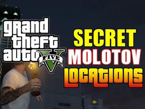 gta 5 molotov location