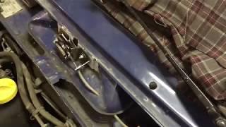 видео Как защитить капот ВАЗ 2110?