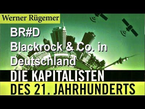 werner rügemer – BR#D BlackRock in Deutschland