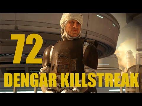 Star Wars Battlefront 68 Dengar Killstreak!!