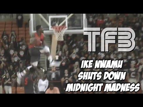 Mercer's Ike Nwamu is the BEST DUNKER in the NCAA #SCTOP10