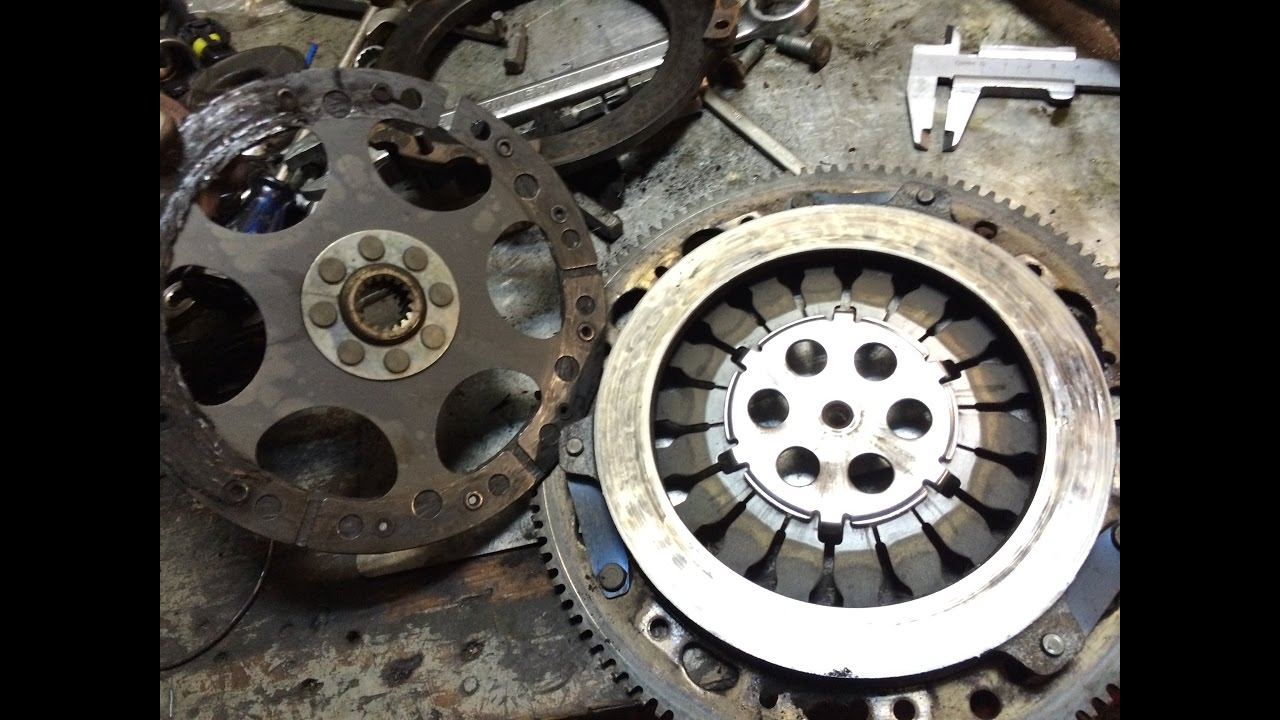Bmw R1200rt Clutch Remove Youtube