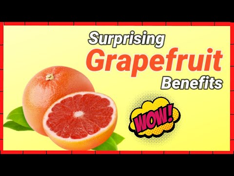 Surprising Grapefruit Nutrition Facts and Benefits (New Research)