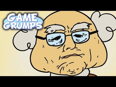 Game Grumps Animated - Old Man Goomba - by Mindysoung