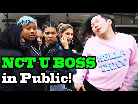"NCT U - ""Boss"" - DANCING KPOP IN PUBLIC!!!"