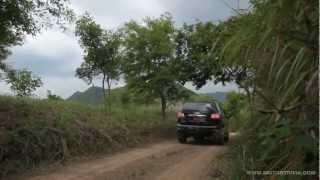 Test Drive: 2012 Chevrolet Trailblazer 2.8 LTZ1@Chokechai Farm