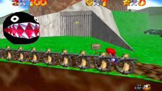 Super Mario 64  capitulo 1 //