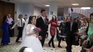 Регистрация брака. (Белокатайский район)