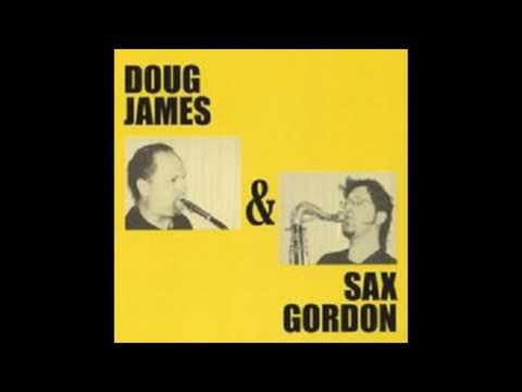 DOUG  JAMES & SAX GORDON (U.S.A) - Knickerbocker Rocker (instr.)