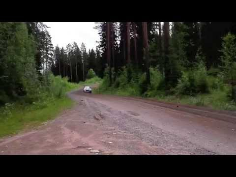 Rally Finland 2015: Peugeot Sport Slovakia pre-event test