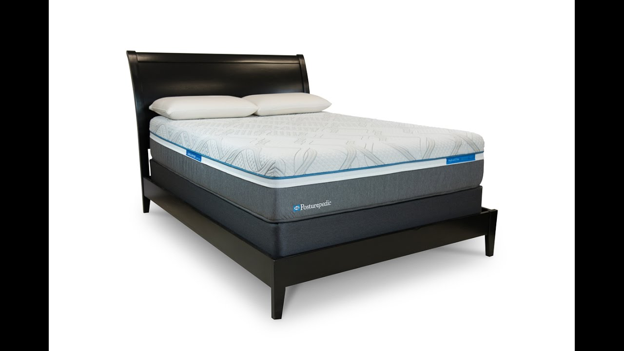 Sealy Posturepedic Mattress With Memory Foam