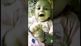 Funny Baby says first words -- cute compilation