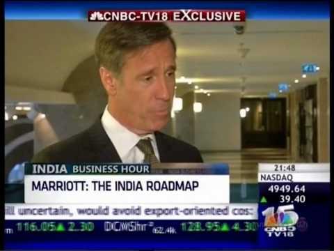 01 CNBC IBH 08 April 2015 03min 32sec Mr  Arne M Sorenson   President & CEO, Marriott Intl Inc   Mar