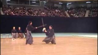 Jigen Ryu Heiho Kenjutsu - 32nd Nippon Kobudo Enbu
