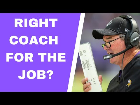 Can Vikings win the Super Bowl under Mike Zimmer?