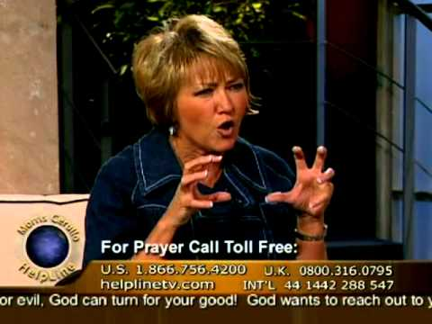 "Morris Cerullo Interviews Jana Alcorn ""Don't Throw In The Towel -- You Can Hope Again!"""