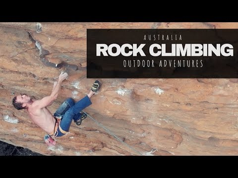 Rock Climbing Blue Mountains, Australia | VAN LIFE