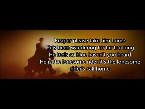 Volbeat - Lonesome Rider (feat. Sarah Blackwood) [Lyrics]