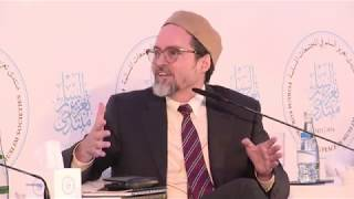 The Point of the Promoting Peace Forum in Abu Dhabi - Shaykh Hamza Yusuf