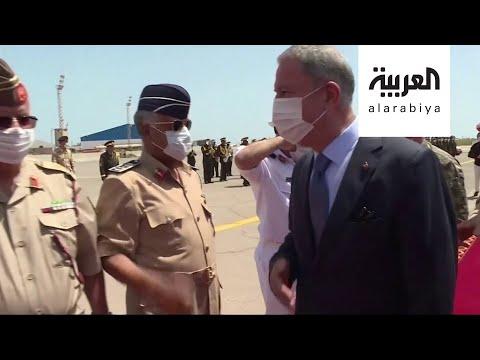 وفد عسكري تركي يوقع اتفاقية لإنشاء قاعدة عسكرية تركية في ليبيا  - نشر قبل 10 ساعة