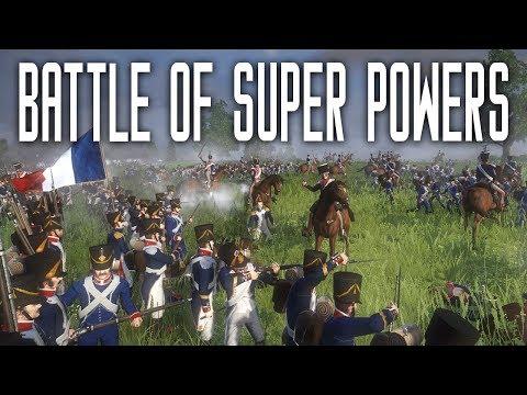 Bloody Struggle Of World Super Powers - Napoleon Total War