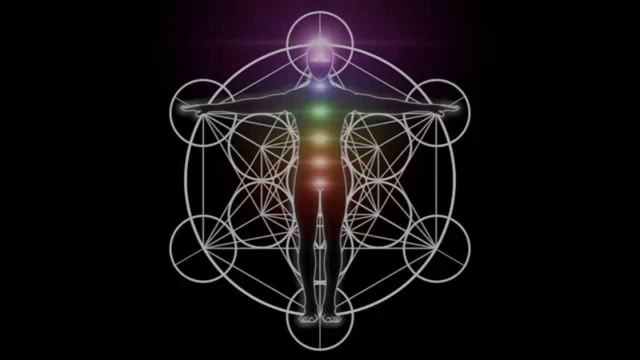Geometria Sagrada Flor De La Vida Youtube