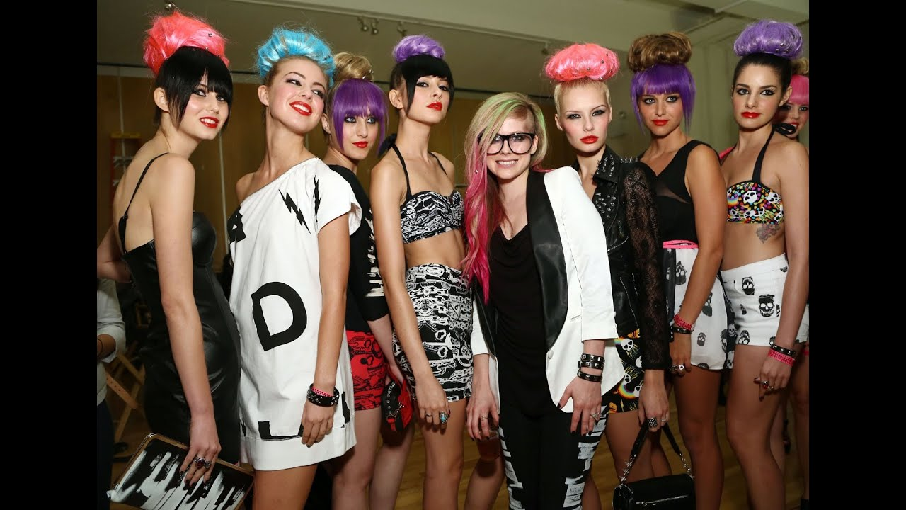 New York Fashion Week Abbey Dawn 2012 | Toni and Guy Behind the Hair