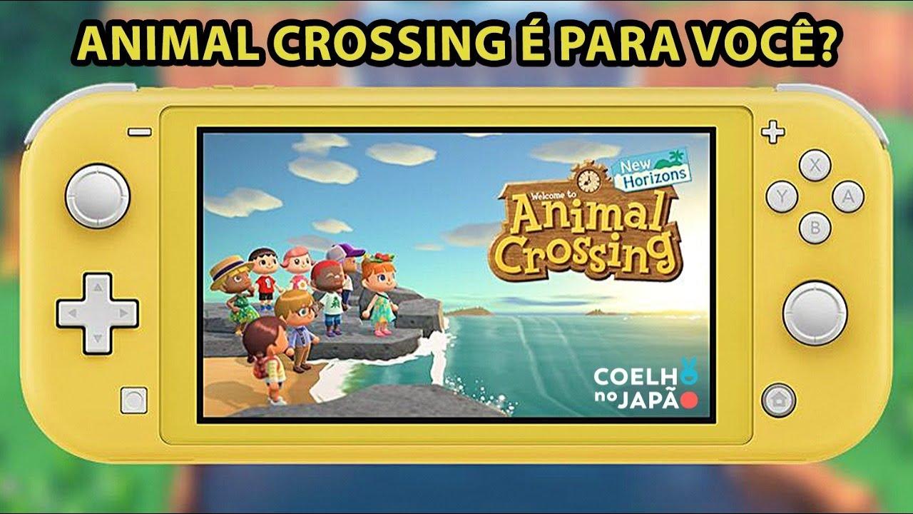 Tudo que você precisa saber antes de comprar animal Crossing New Horizons | Guia Básico da Série