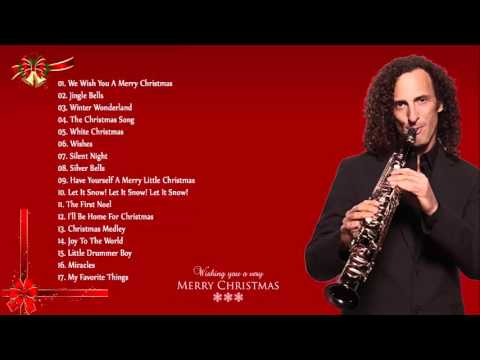 Christmas Songs By Kenny G   Best Christmas songs 2016   Instrumental Christmas