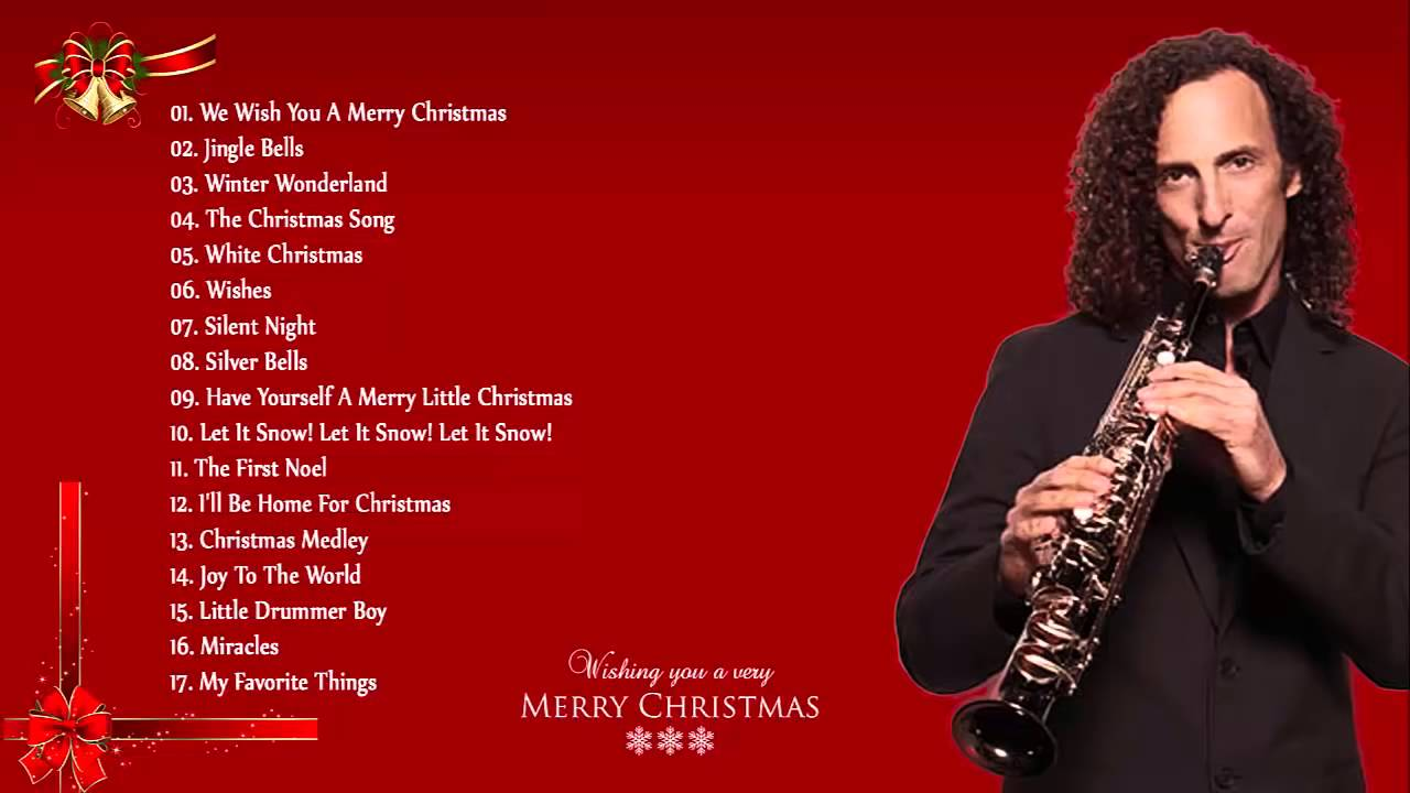 Kenny G Christmas.Christmas Songs By Kenny G Best Christmas Songs 2016 Instrumental Christmas