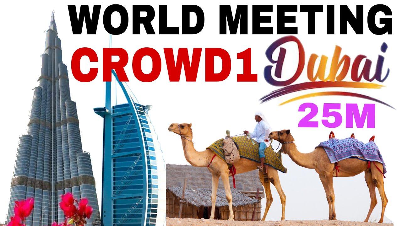 CROWD1 TO DUBAI 2021