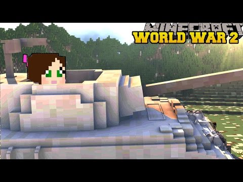 Minecraft: WORLD WAR 2! – MASTER OF TIME – Custom Map [2]