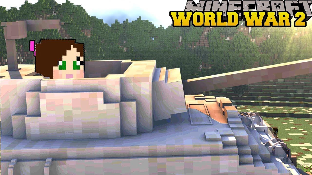 World War 2 Minecraft Server - Year of Clean Water
