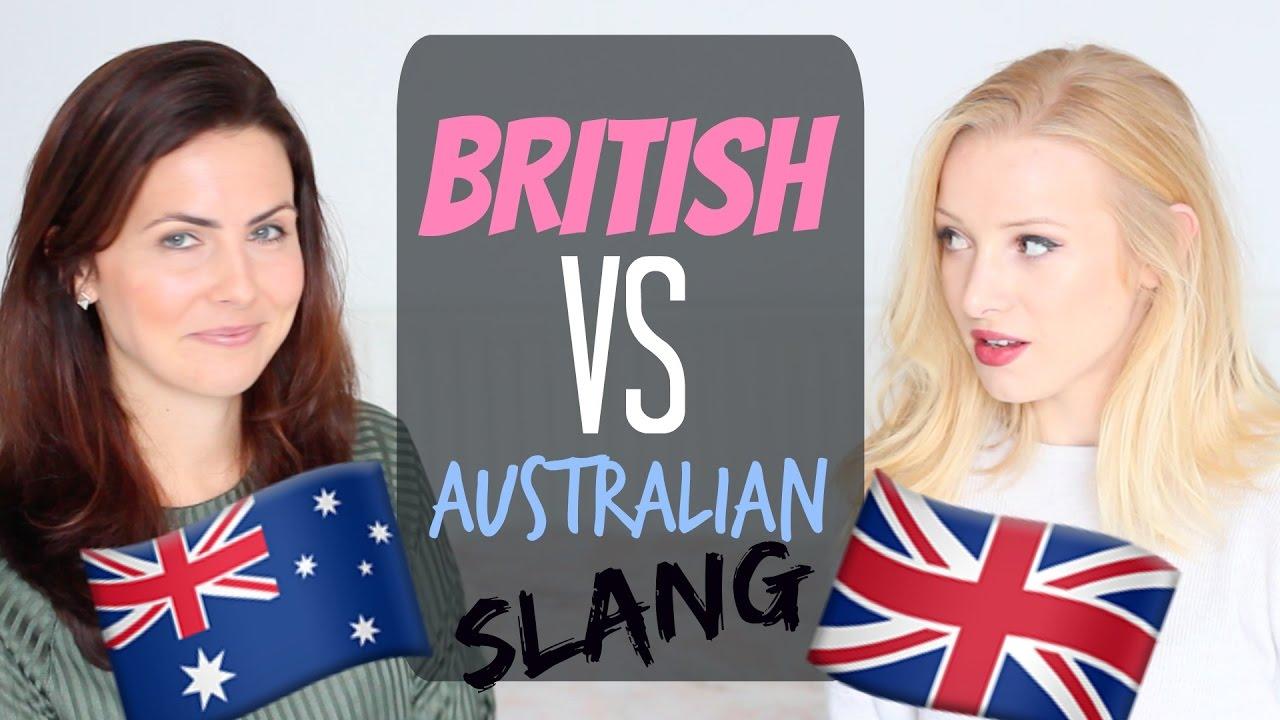 British slang vs australian slang colloquial english words and british slang vs australian slang colloquial english words and phrases youtube kristyandbryce Gallery
