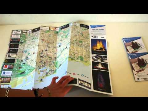 Mapa Barcelona en Realidad Aumentada - Smartech Group