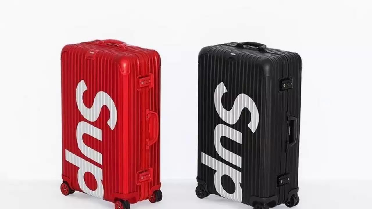 ae56177ff China's Streetwear Fans Are Hyped About Rimowa x Supreme Collab ...