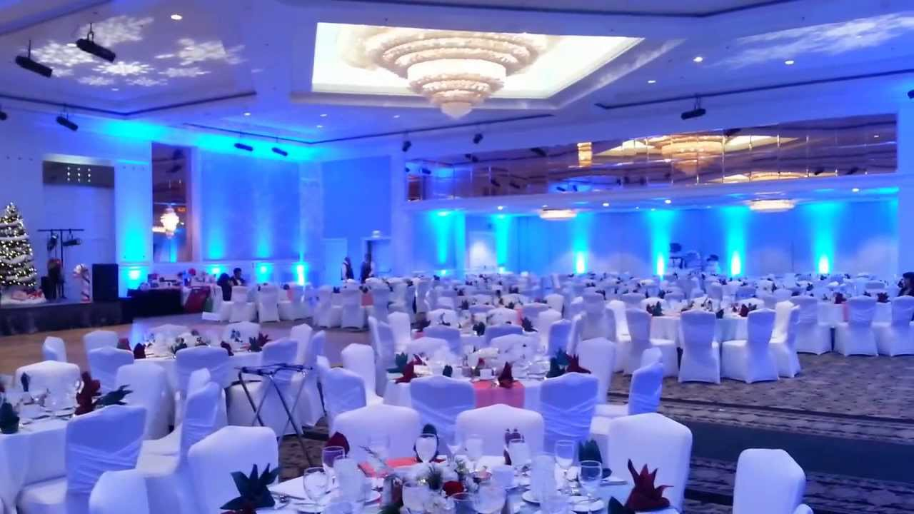 Event Design Lab Lighting Sheraton Universal YouTube