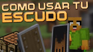 COMO USAR EL ESCUDO EN MINECRAFT 1.9 - Tutorial de PVP y Survival