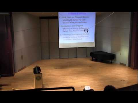 James Hansen's talk at Drake, 10 15 2014