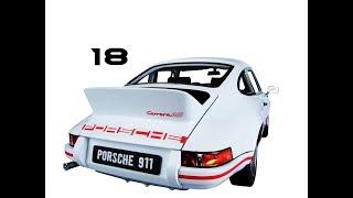 Porsche 911 Carrera RS #18