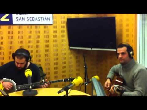 Howdy en directo en Radio San Sebastián