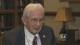 Survivors From Newly Discovered USS Indianapolis Recall Harrowing Rescue thumbnail