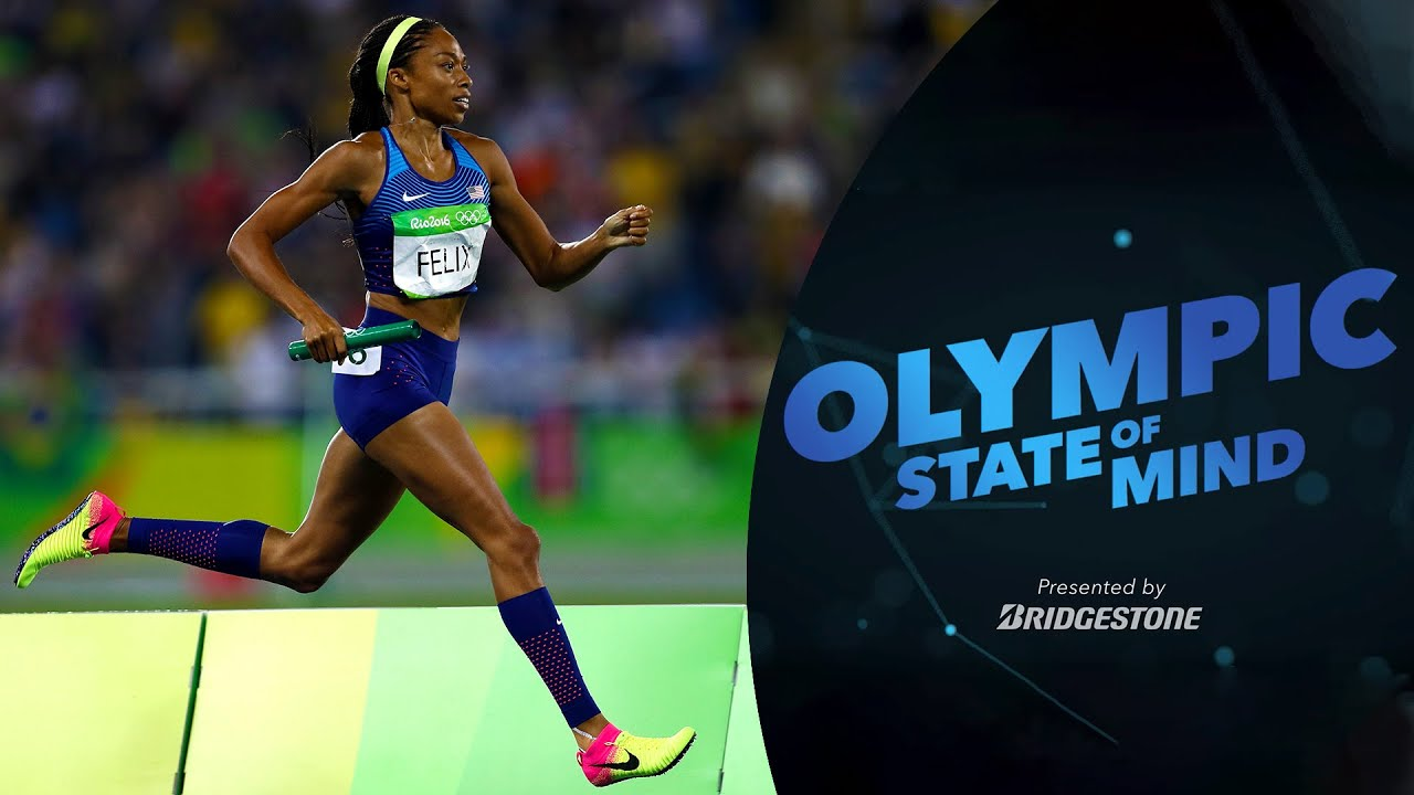 The Motivation to succeed | Olympic State of Mind