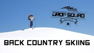 Back Country Skiing and Hiking in The Australian Alps
