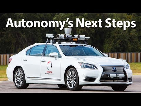 Autonomy's Next Steps - Autoline This Week 2134