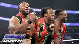 How will Dolph Ziggler get payback on The New Day?: SmackDown, Oct. 8, 2015
