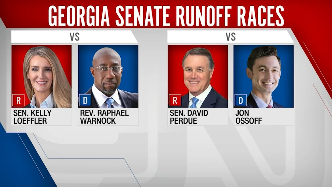CNN 2021 Election Night | Georgia U.S. Senate Runoffs