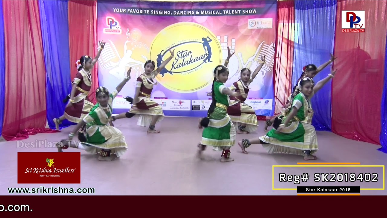 Participant Reg# SK2018-402 Performance - 1st Round - US Star Kalakaar 2018 || DesiplazaTV