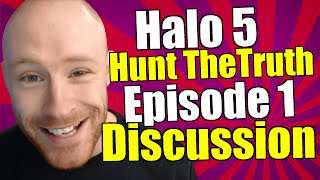 Halo 5: Hunt The Truth - Episode 1: A Hairline Fracture Reaction and Discussion